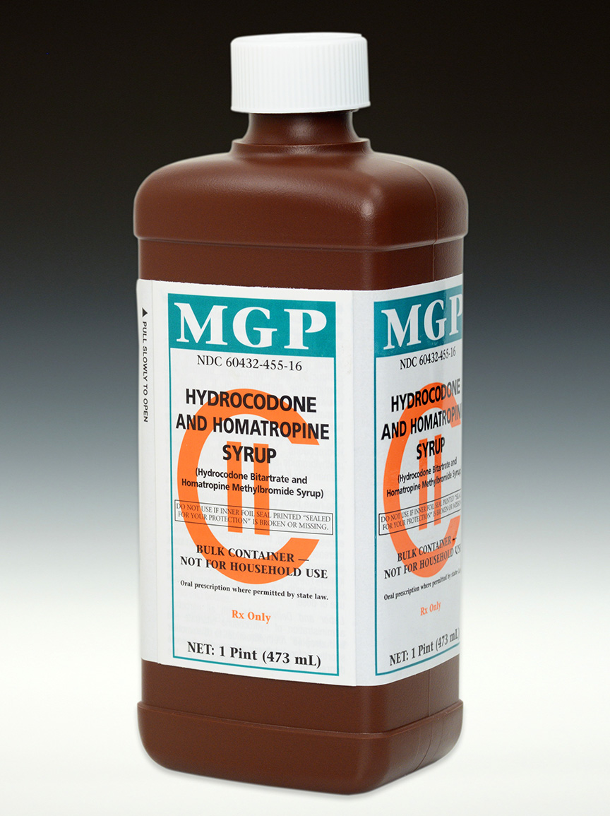 hydrocodone //homatropine 5 //1.5mg syrup and honey