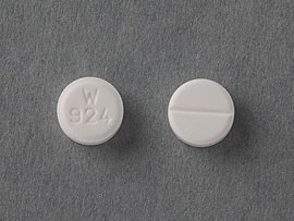 enalapril maleate tablets 5 mg, Skeleton